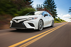 Toyota Camry: All-New for 2018